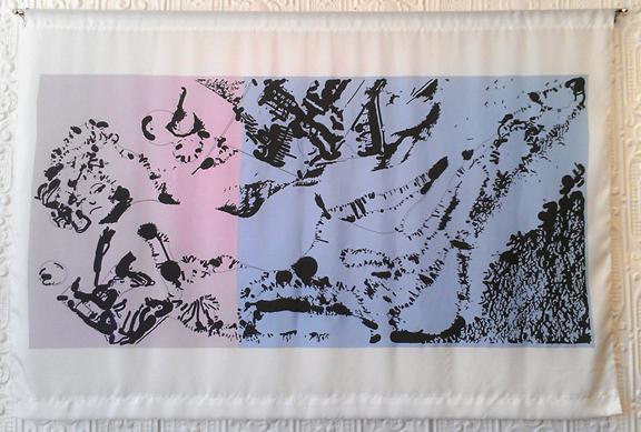 Silk Banner @ SHAG